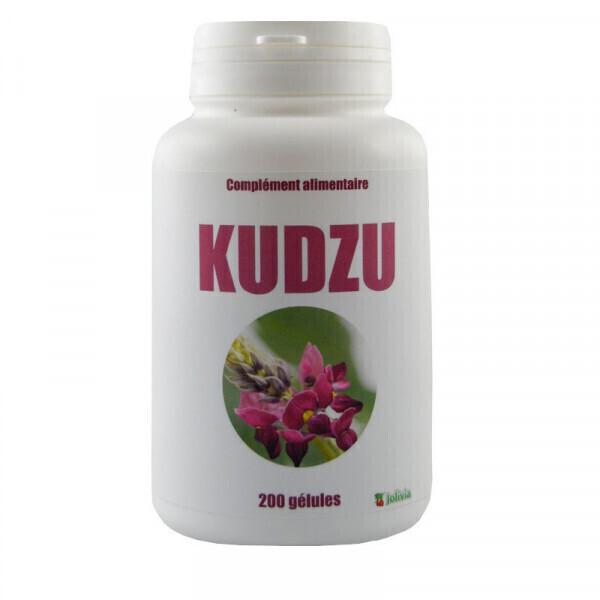 Jolivia - Kudzu - 200 gélules de 250 mg