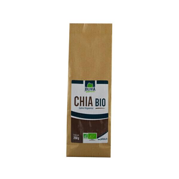 Jolivia - Graines de Chia Bio - 250 g