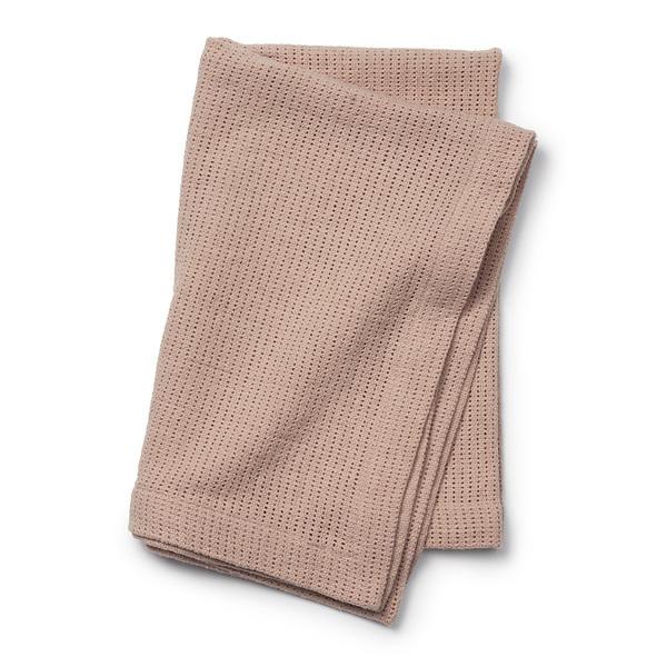 Elodie Détails - Couverture coton ajouré