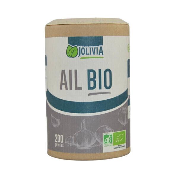 Jolivia - Ail Bio AB - 200 gélules végétales de 280 mg