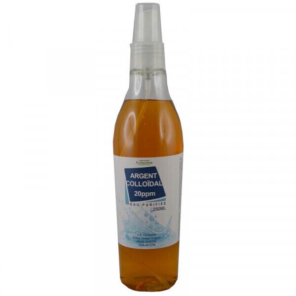 Jolivia - Argent Colloïdal 20 ppm en spray - 250 ml