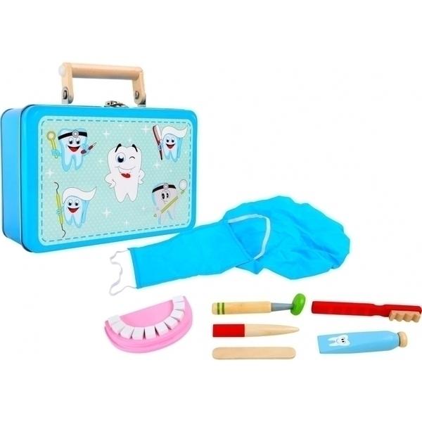 Legler - Valisette déguisement dentiste