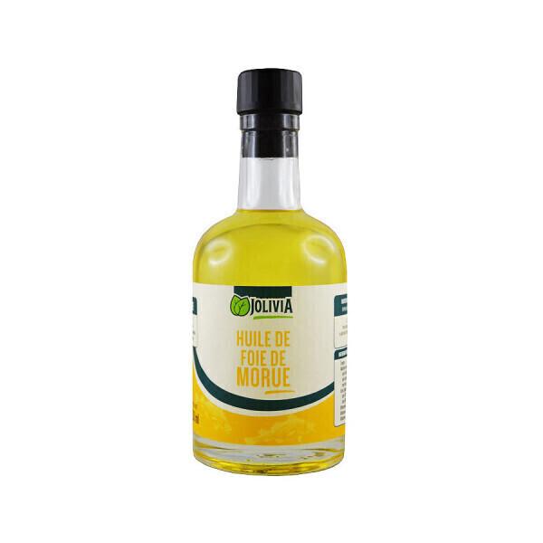 Jolivia - Huile de foie de morue - 250 ml
