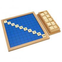 MontessoriSamuserAutrement - Tableau de 100