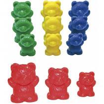 Eduplay - 96 oursons de tri / 4 couleurs