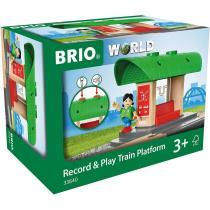 Brio - 33840 Gare a enregistreur vocal