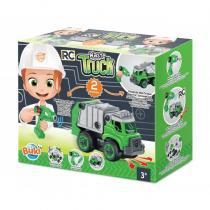 Buki - Ingenieur Junior - le camion de poubelle