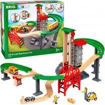 Brio - 33887 Circuit grande plateforme multimodale