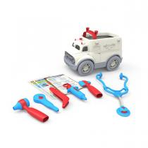 Green Toys - Ambulance Medecin