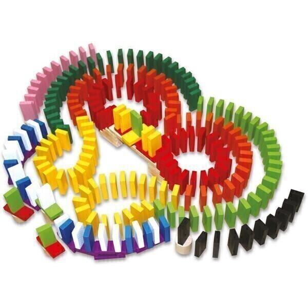Small Foot - Ma palette de dominos XXL