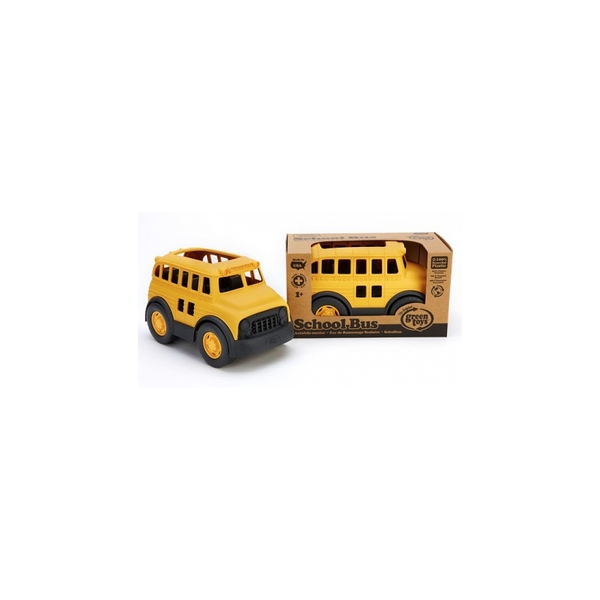 Green Toys - Bus Scolaire Green Toys