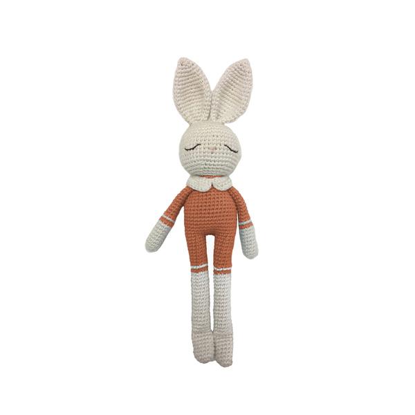 Patti Oslo - Doudou en crochet Lapin