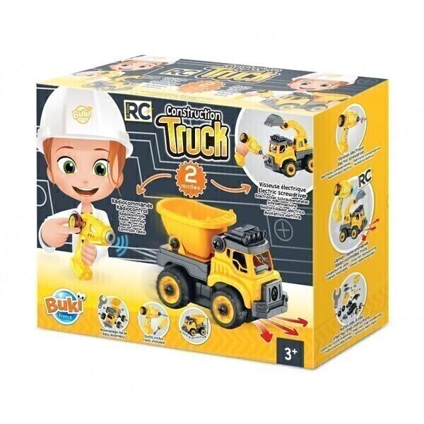 Buki - Ingenieur Junior - le camion de chantier