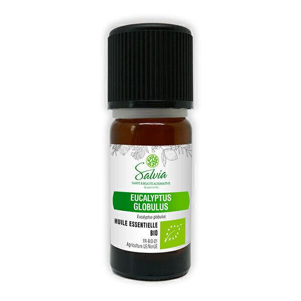 Salvia - Eucalyptus globulus - huile essentielle bio* - 10mL