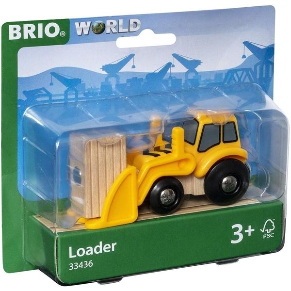 Brio - 33436 Tractopelle