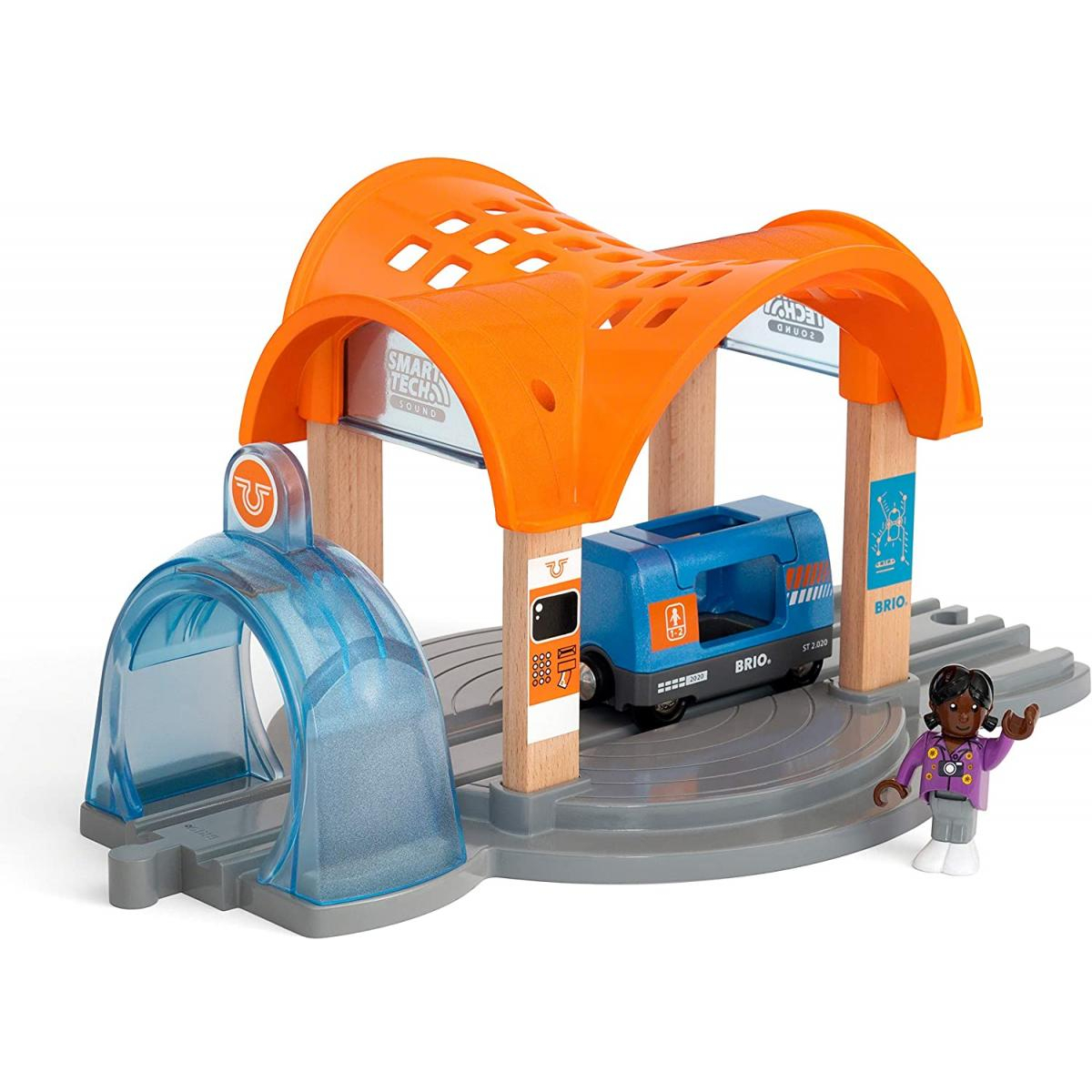 Brio - 33973 Gare Smart Tech sound