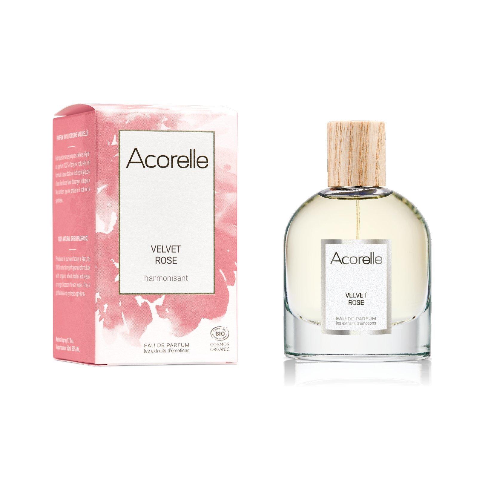 Acorelle - Eau de Parfum Velvet Rose 50mL