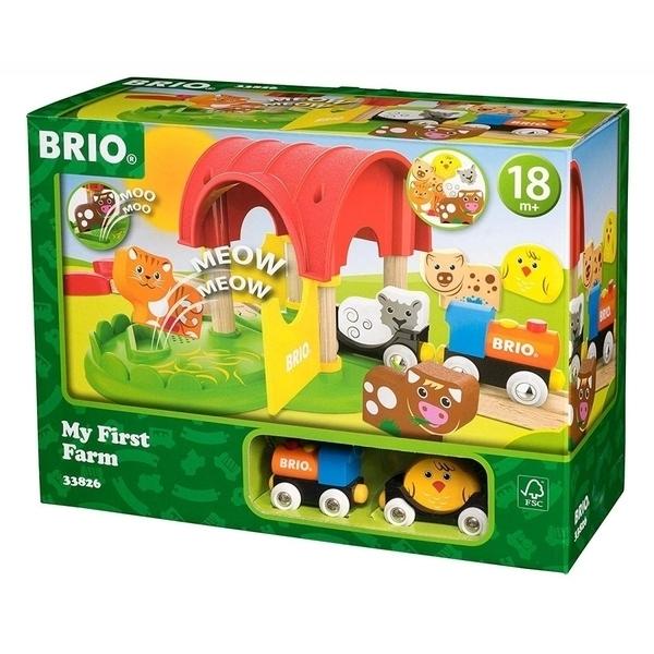 Brio - 33826 Ma premiere ferme