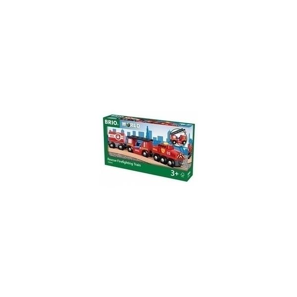 Brio - 33844 Train des Pompiers