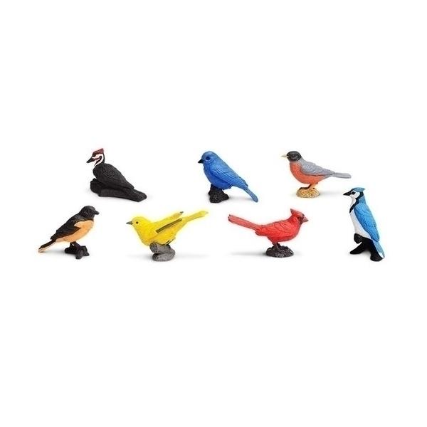 Safari - Figurines Oiseaux de jardin