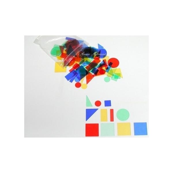 Wissner - 120 Formes géométriques transparentes