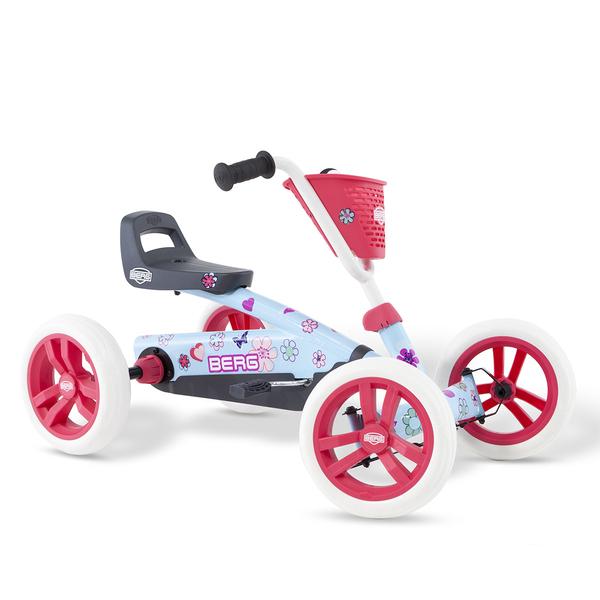 Berg - Kart à pédales Buzzy Bloom - De 2 à 5 ans