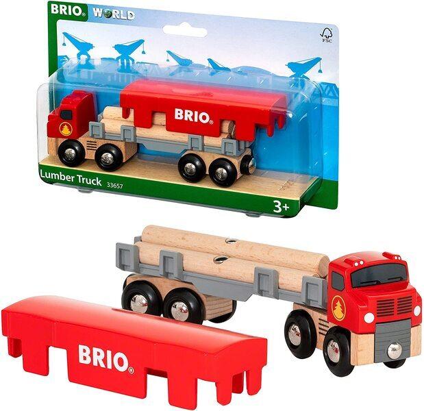 Brio - 33657 Camion transport de bois