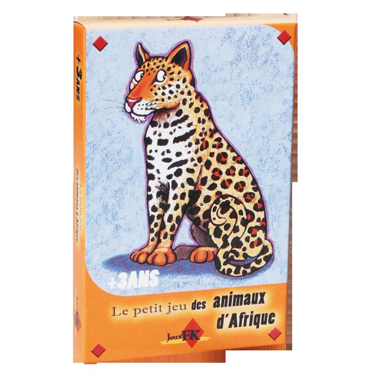 Jeux FK - Le Petit Jeu Des Animaux D'Afrique