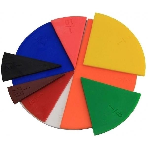 Wissner - Fractions de cercles