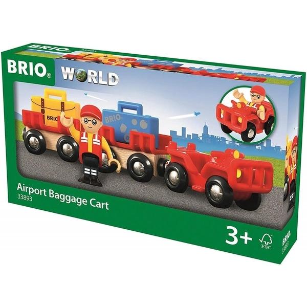 Brio - 33893 Vehicule de chargement des bagages