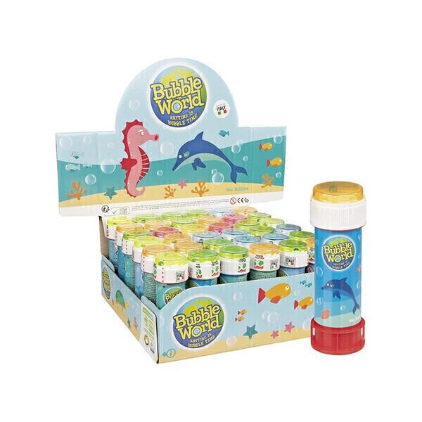 Goki - Lot de 5 savons bulles