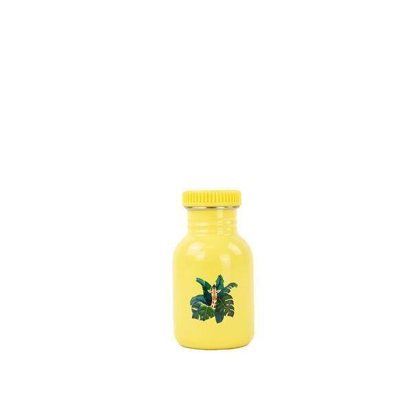 Yoko Design - Gourdes simples paroi, 350 ml motif GIRAFE