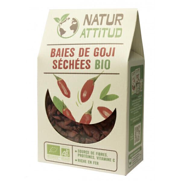 Natur Attitud - Baies de goji Bio - 200 g