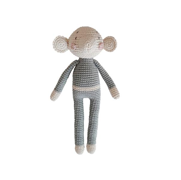 Patti Oslo - Doudou en crochet souris