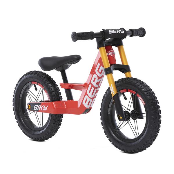 Berg - Draisienne Biky Cross Rouge - De 2,5 à 5 ans