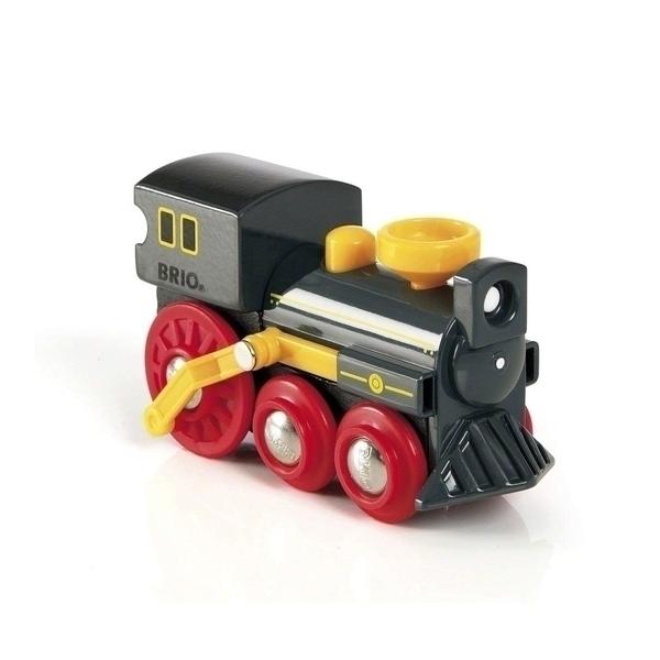 Brio - 33617 Grande Locomotive a Vapeur