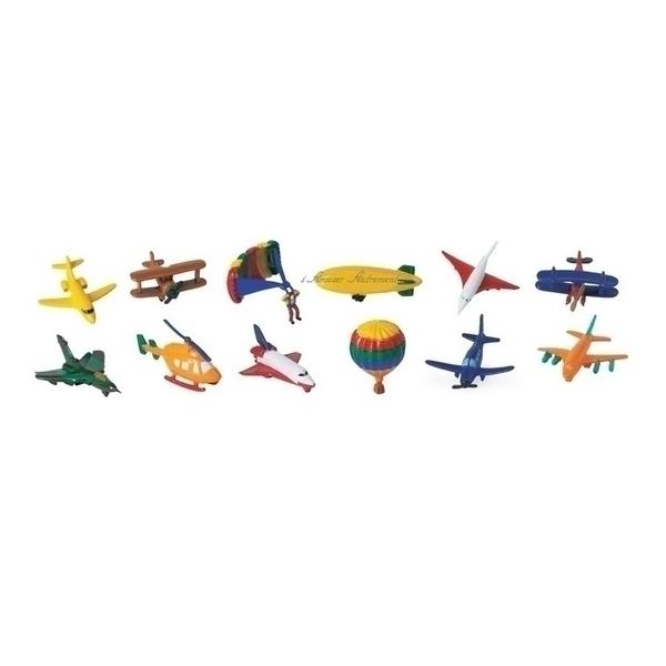 Safari - Figurines dans le ciel