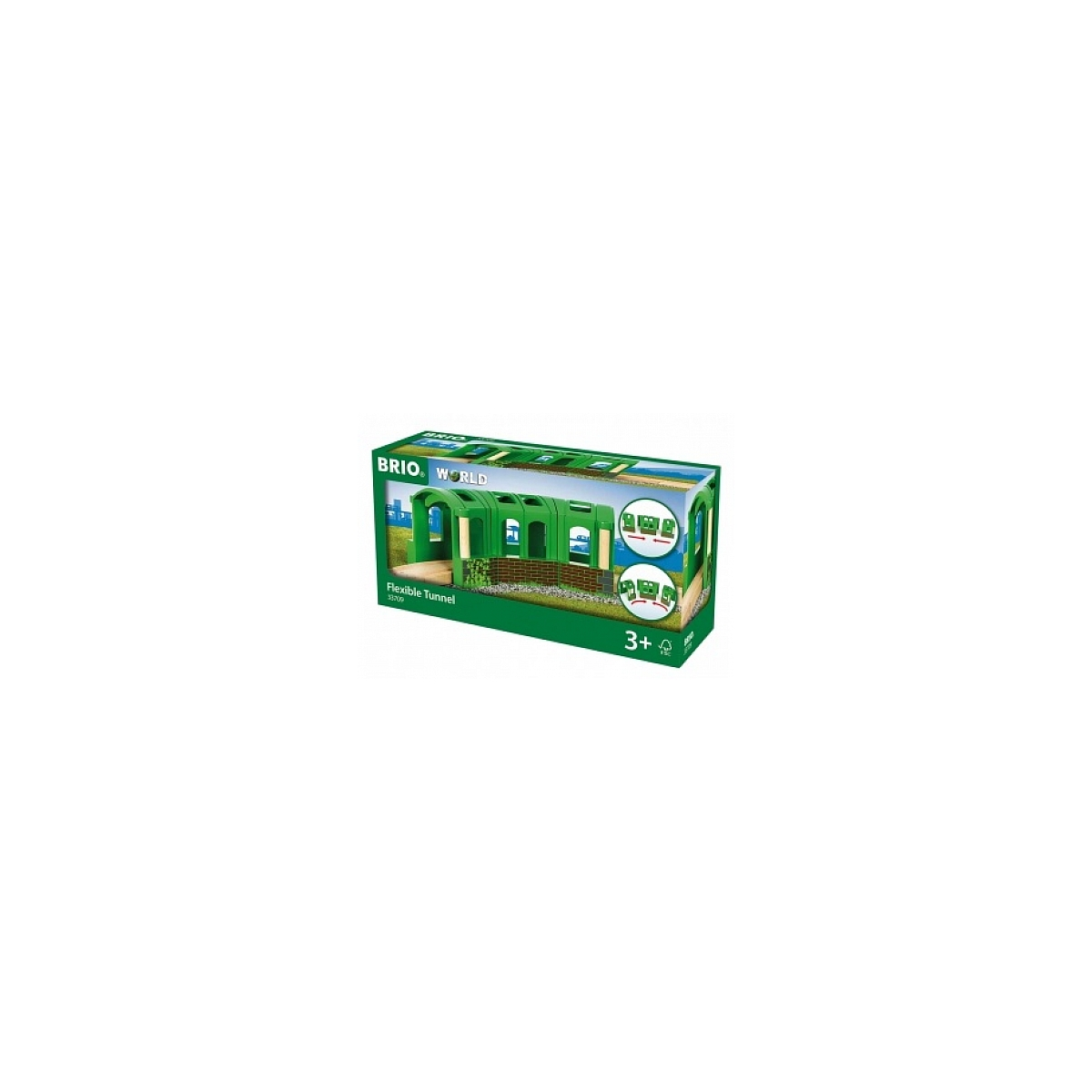 Brio - 33709 Tunnel Flexible