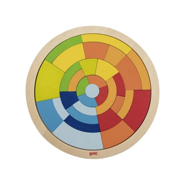 Goki - 7 couleurs en Orbite !
