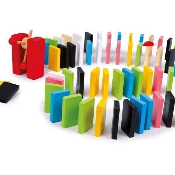 Small Foot - Ma palette de dominos Kit de démarrage