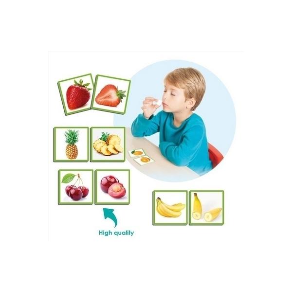 AKROS - L'odorat  : fruits et arômes