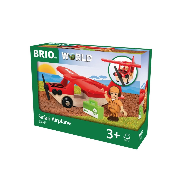 Brio - 33963 Avion Safari