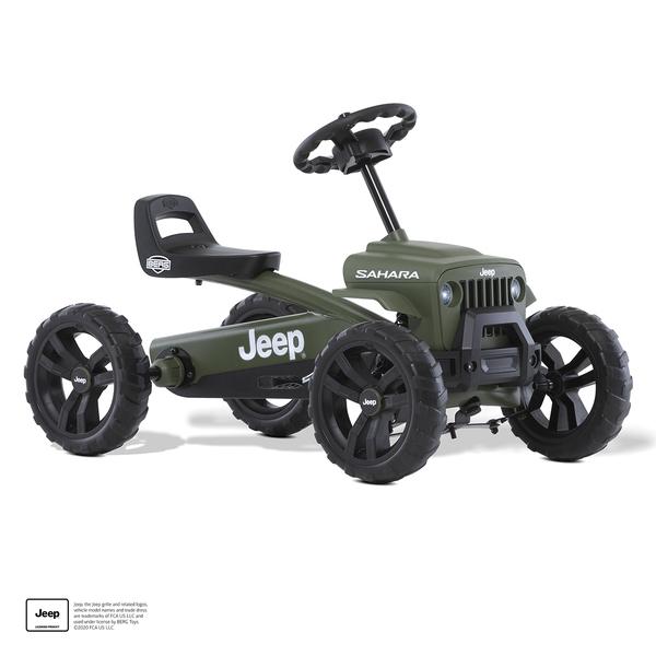 Berg - Kart à pédales Jeep Buzzy Sahara - De 2 à 5 ans