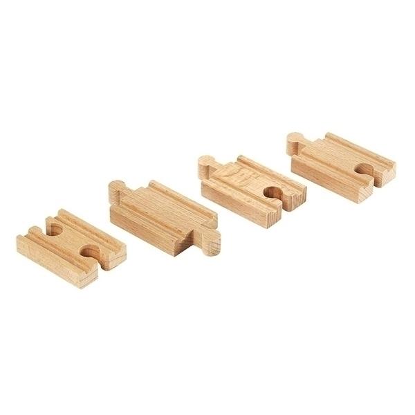 Brio - 33333 Rails Mini-droites mixtes