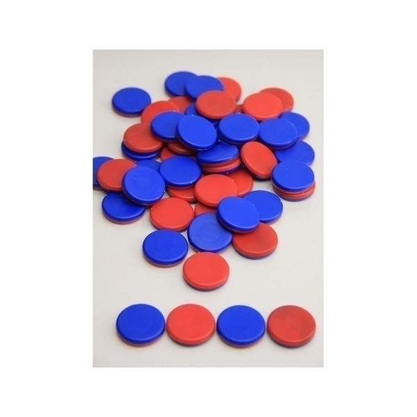 Wissner - 50 jetons bicolores