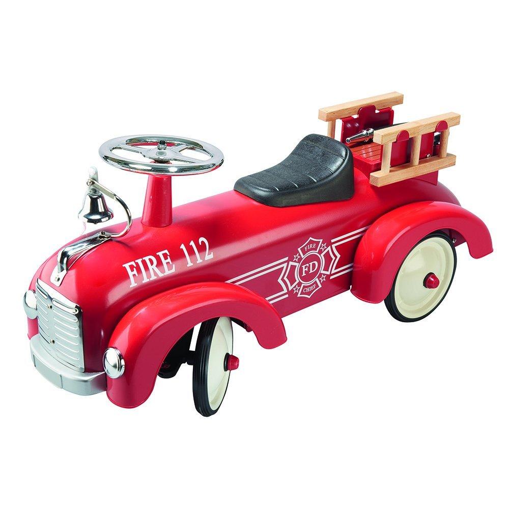 Goki - Porteur camion de Pompier