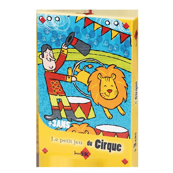 Jeux FK - Le Petit Jeu Du Cirque