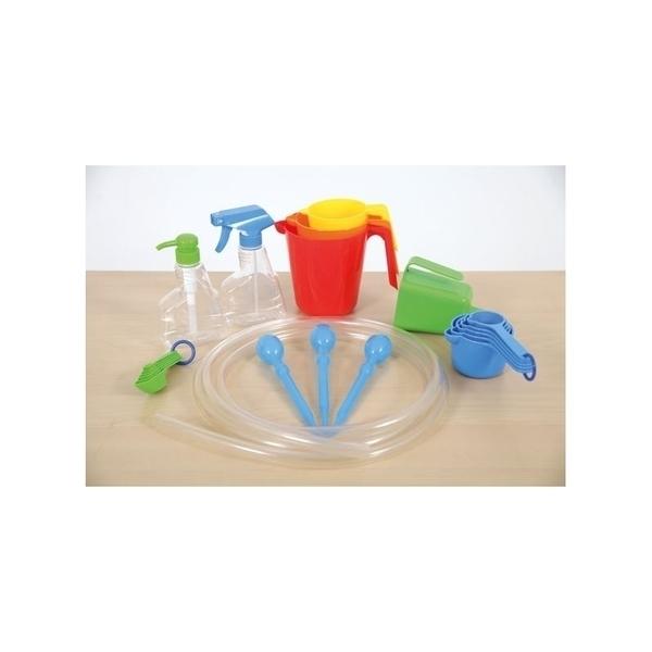 Eduplay - Atelier expérimentation de l'eau kids