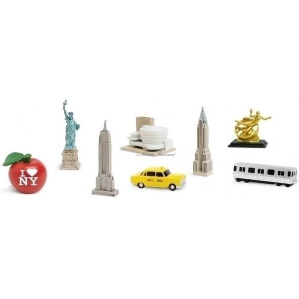 Safari - Figurines New York