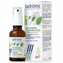 Ladrôme - Spray d'ambiance Respiration aux huiles essentielles bio 30ml